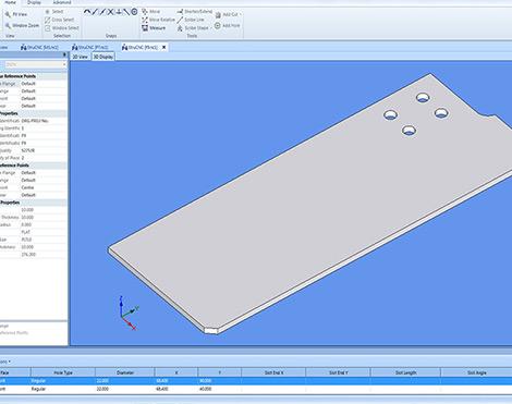 STRUMIS Steel Fabrication Management Information Software MRP