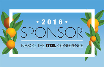 STRUMIS Sponsors the NASCC Steel Conference 2016