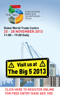Visit us at The Big 5 Show in Dubai!