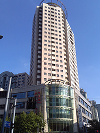 Relocation to New Office in Shanghai