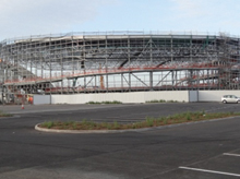 Derby - New multipurpose sports arena