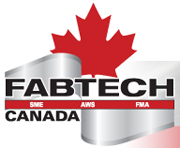 STRUMIS LTD exhibit at FABTECH Canada