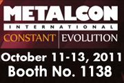 STRUMIS LTD proud to be at METALCON International