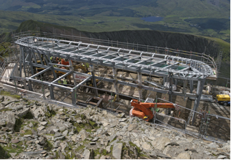 STRUMIS deliver the highest project in England and Wales