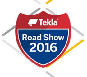STRUMIS Partnering with the Tekla Structures Road Show in San Francisco, US