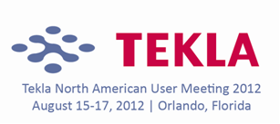 Gold Sponsors of the Tekla North American User Meeting
