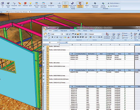 STRUMIS Steel Fabrication Management Information Software MRP
